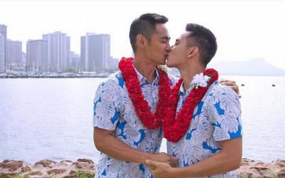 đồng tính, nổi tiếng, nhà thiết kế, đám cưới, bất giờ, cua so tinh yeu