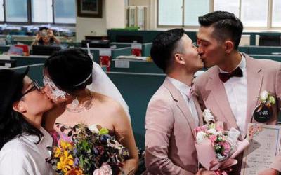 hôn nhân đồng tính, Cộng đồng LGBT, hợp pháp hóa, Hôn nhân đồng giới, cua so tinh yeu