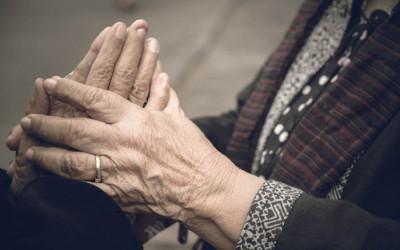 tình già, một mối tình già, chuyện tình