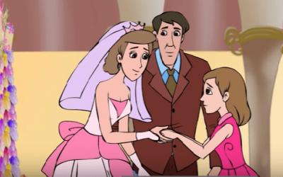 hôn nhân, gia đình, con chồng, sống chung với con chồng, mẹ ghẻ con chồng