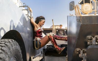 Gal Gadot tăng 7 kg cơ để đóng Wonder Woman