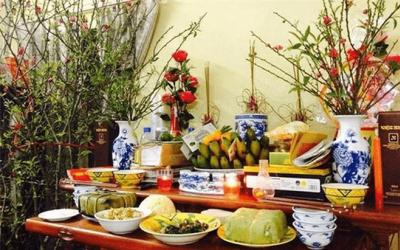 Ngày Rằm tháng Giêng, dâng cúng hoa quả gì để cả năm may mắn, bình an?