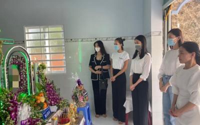 Đỗ Mỹ Linh, Tiểu Vy xót xa đến viếng bé gái 5 tuổi bị sát hại ở Vũng Tàu, Phương Anh tức giận gửi lời đến kẻ xấu