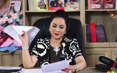 Những câu nói viral khắp mạng xã hội của bà Phương Hằng, nghe đâu chất đó