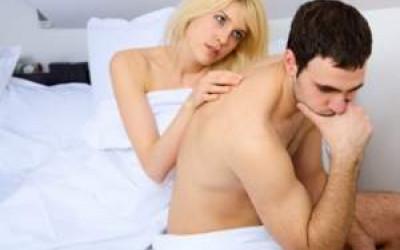 giảm ham muốn nam giới, nam giới bất lực, thất bại trong tình dục