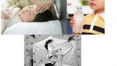 sốt xuất huyết ở trẻ, lây truyền, muỗi vằn aedes aegypti, triệu chứng, sốt cao, xuất huyết ngoài da, xuất huyết ở niêm mạc, xuất huyết tiêu hóa, trụy tim, biến chứng, điều trị, phòng bệnh