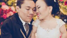 Paulo và Katyucia, vợ chồng tí hon, cặp vợ chồng nhỏ bé nhất thế giới