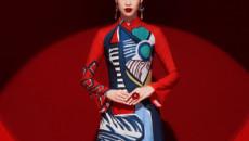 khánh vân, hoa hậu khánh vân, miss universe 2020, thiết kế trang phục dân tộc, khánh vân miss universe