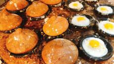 Bánh căn Đà Lạt, món ngon, Đà Lạt, ẩm thực Đà Lạt