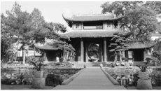chùa Nôm, Thích Minh Đức, Linh Thông Cổ Tự