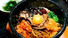 cơm trộn Hàn Quốc, Kimbap Hàn Quốc, rong biển, món ngon