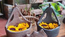 gốm hương canh, làng nghề, nghề làm gốm, gốm