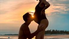 Hồ Ngọc Hà sinh đôi một trai, một gái cho người tình ngoại quốc