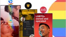 3 mạng xã hội dành cho gay, chat gay phổ biến nhất