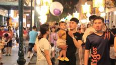 Hà Nội có thêm 8 tuyến phố đi bộ trong phố cổ