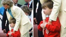 Những lần phá vỡ nguyên tắc hoàng gia về việc làm mẹ của công nương Diana