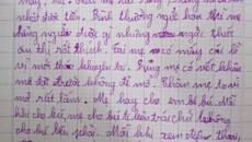 Cười mỏi miệng với bài văn tả mẹ của nhóc tiểu học