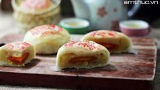 Công thức làm bánh pía nhân đậu xanh sầu riêng trứng muối ngon nhất