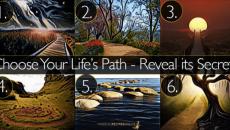 Trắc nghiệm: Khám phá triết lý sống của bạn qua hình vẽ con đường