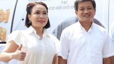 """Xe cứu thương """"đội giá"""" thêm 850 triệu, Việt Hương: Tôi chưa mua vì đang phải tính toán"""