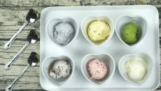 3 cách làm kem không cần máy cực nhanh, không dăm đá, xốp và mịn