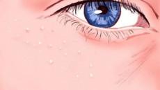 Vì sao lại xuất hiện những nốt mụn trắng xung quanh mắt? Tuyệt đối đừng nên nặn chúng
