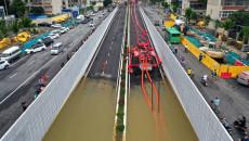 Những hình ảnh đáng quên sau lũ lụt kinh khủng ở Trung Quốc