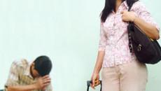 cua so tinh yeu, vợ bỏ nhà, ngoại tình, có con riêng, lỗi lầm, tha thứ, quay về, cầu xin, gà trống, nuôi con.