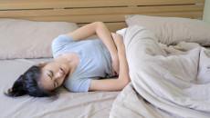 đau bụng kinh, đau dữ dội, tiêm thuốc, nội mạc tử cung, viêm âm đạo, viêm đại tràng, ảnh hưởng, cuasotinhyeu