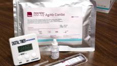 xét nghiệm HIV ag/ ab combo, độ chính xác, 95%, 4 - 6 tuần từ khi có hành vi nguy cơ, 3 tháng và 6 tháng, thay đổi, âm tính, khả quan, cuasotinhyeu