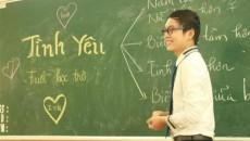 thích thầy giáo, nhắn tin, bầy tỏ tình cảm, tỏ tình, thất bại