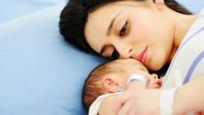 sau sinh, cho con bú, nuôi con bằng sữa mẹ , mất sữa, ít sữa, 3 tháng