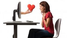 yêu xa, quen trên mạng, chia tay người cũ, lấp chỗ trống