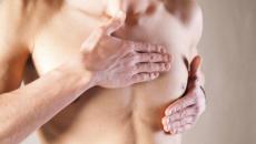 Nam giới, u cục ở ngực, u hạch, ung thư vú nam, thăm khám, xét nghiệm