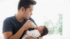li hôn, nuôi con, nghi ngờ, giám định ADN, đổ vỏ, tình cảm, giải quyết