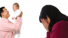 chồng ngoại tình, có con riêng, chồng không dứt khoát, nước đôi, khóc thầm, muốn ly hôn