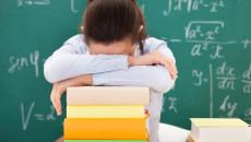 thi cấp 3, làm sai, lo lắng, căng thẳng, sợ cha mẹ thất vọng
