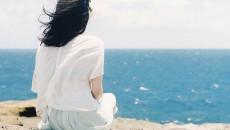 yêu người vô tâm, yêu xa, không quan tâm, chán nản, không muốn cố gắng
