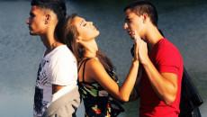 người cũ, yêu lại, yêu cả hai người, lo lắng tình yêu, không biết chọn ai