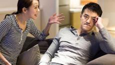 vợ ít học, chồng coi thường, bí mật với vợ, giấu diểm, không tôn trọng