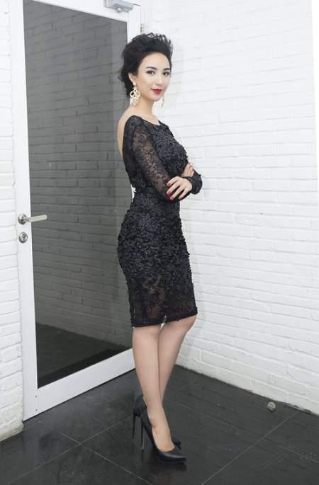 Hoa hậu Du lịch 2008 Ngọc Diễm