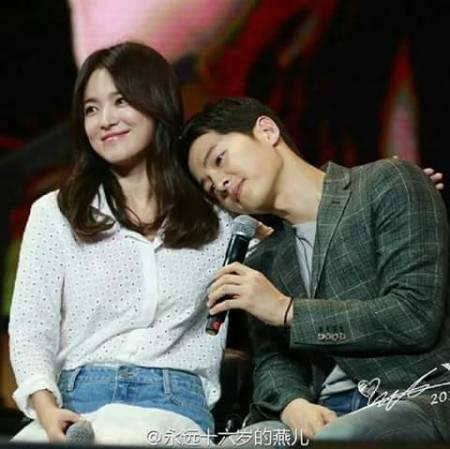 song jong ki, song hye kyo, chuẩn bị hôn sự, gặp gỡ mẹ song hye kyo, cua so tinh yeu