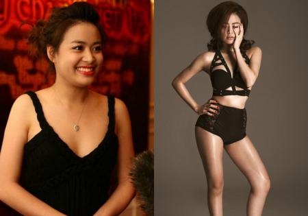 sao Việt, giảm cân, giải trí, cua so tinh yeu