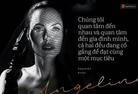Angelina Jolie , ly hôn, liệt cơ mặt, cửa sổ tình yêu