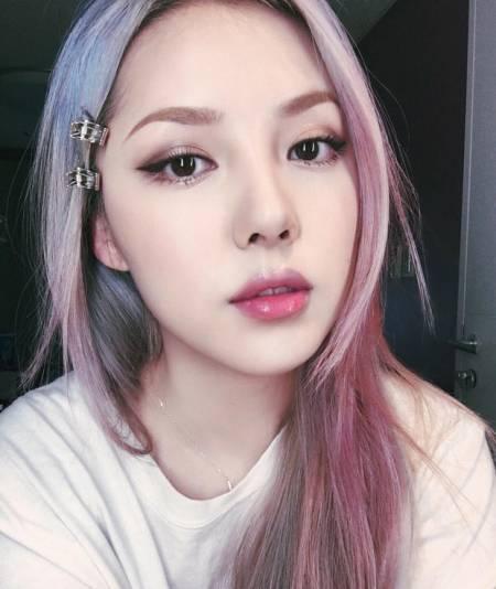 makeup, trang điểm, làm đẹp, tóc nhuộm, cua so tinh yeu