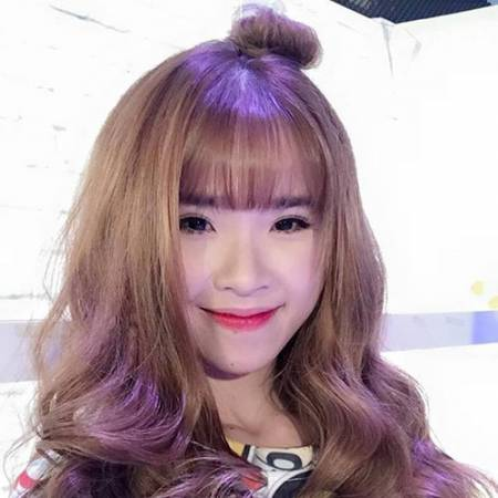 sao Việt, tóc búi củ tỏi, phong cách, cua so tinh yeu