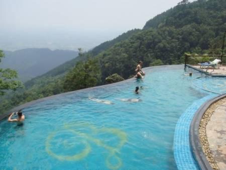 chơi, du lịch, bể bơi, vô cực, cua so tinh yeu