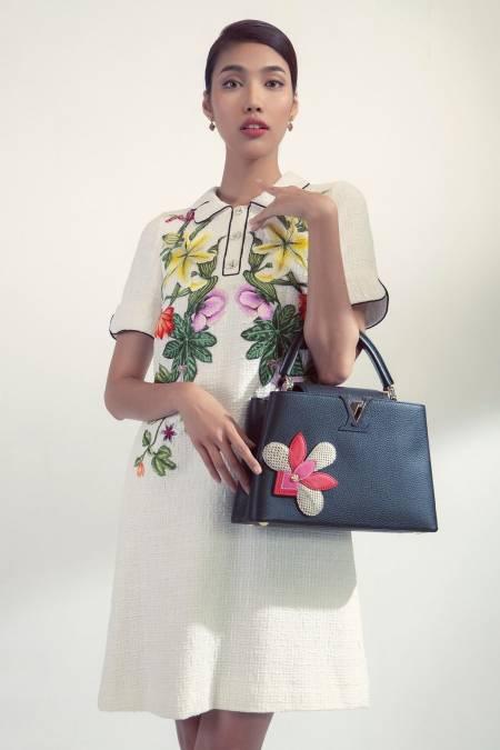 thời trang, họa tiết hoa, xu hướng thu đông, cua so tinh yeu