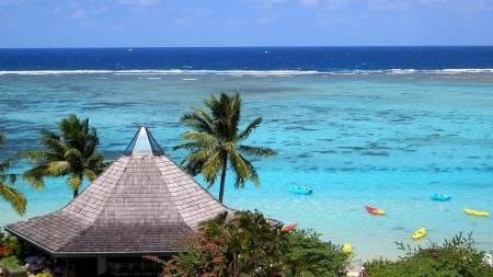 Đảo Guam, thiên đường du lịch, thiên đường Guam, cua so tinh yeu