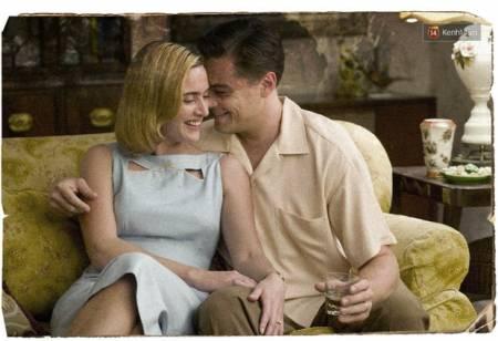 Leonardo Di Caprio, Kate Winslet, chuyện của sao, cua so tinh yeu